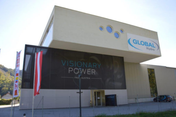 Titelbild Global Hydro