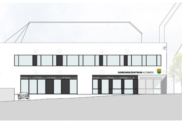 Titelbild Gemeindeamt Altenberg