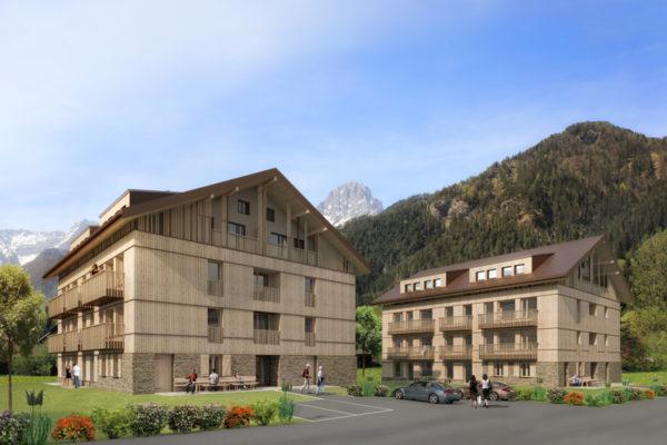 Titelbild Alprima Hotelanlage Hinterstoder